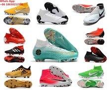 5d90ba66 2018 new High Ankle original FoOTBaLls BoOTs FG AG Outdoor SoCCeRs Ace 16  Purecontrols shoes eur