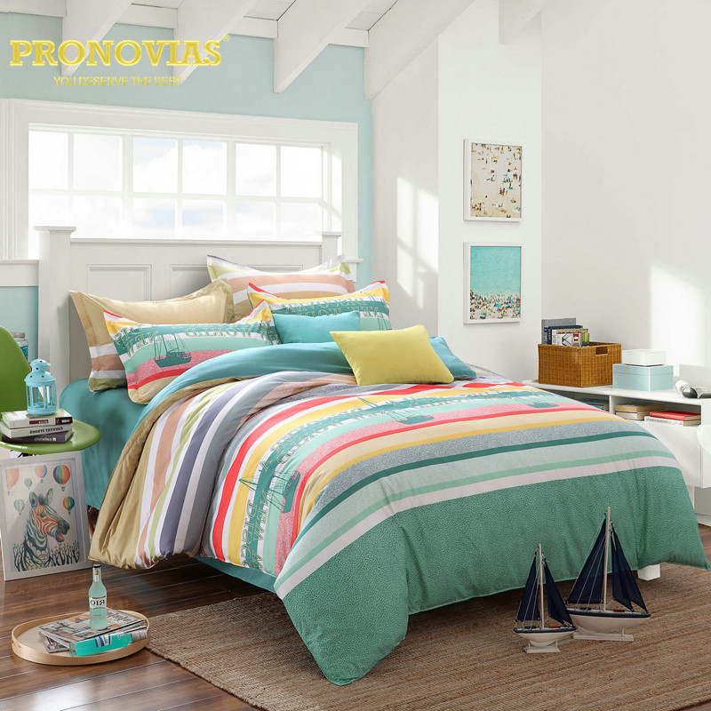 Bravo Stripes Bedding Set Queen Full Single Size Duvet