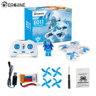 Hot Sale Eachine E011 Mini 2.4G Headless Mode w/ 60000RPM 716 Coreless Motor Brick RC Quadcopter Drone Mini Kids Toys Gifts