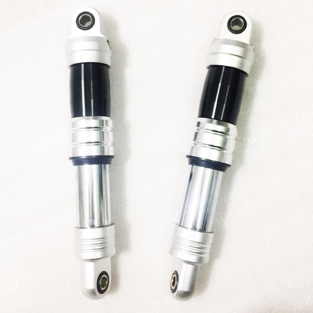 one pair 280mm 320mm Motorcycle Air Shock Absorber Rear Suspension for HONDA YMAHA SUZUKI Kawasaki Aprilia Benelli KTM small high game off road motorcycle accessories appollo kawasaki air hydraulic damping shock absorber aluminum bold