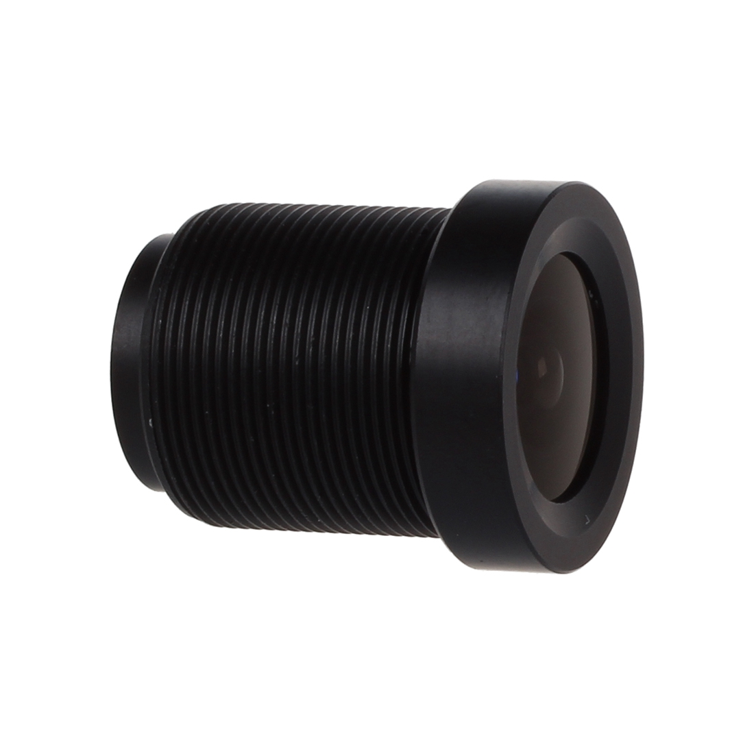 2 Packs  1/3 CCTV 2.8mm Lens Black For CCD Security Box Camera
