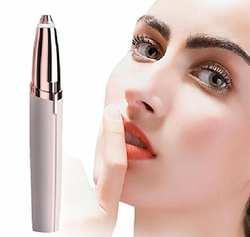 Брови триммер для бровей мини-электробритва безболезненный глаз бровей электробритва-эпилятор для женщин триммер для бровей
