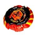 1 шт. Beyblade верхней части закрутки Beyblade меркурий анубис ( Anubius ) черный красный храбрый версия ограниченным тиражом M088