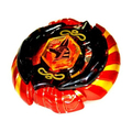 1pcs Beyblade Metal Fusion Beyblade Mercury Anubis (Anubius) Black Red Brave Version Limited Edition M088