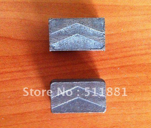 NCCTEC Diamond Segments | Diamond Combinations Saw Blade Heads | Concrete Stone Marble Cutting Teeths | 24*10/11*15mm
