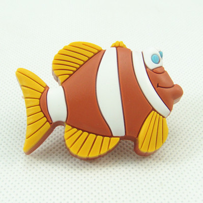 Cute Children S Bedroom Cartoon Cabinet Drawer Dresser Pull Handle Yellow Fish In Pulls From Home Improvement On Aliexpress Alibaba Group