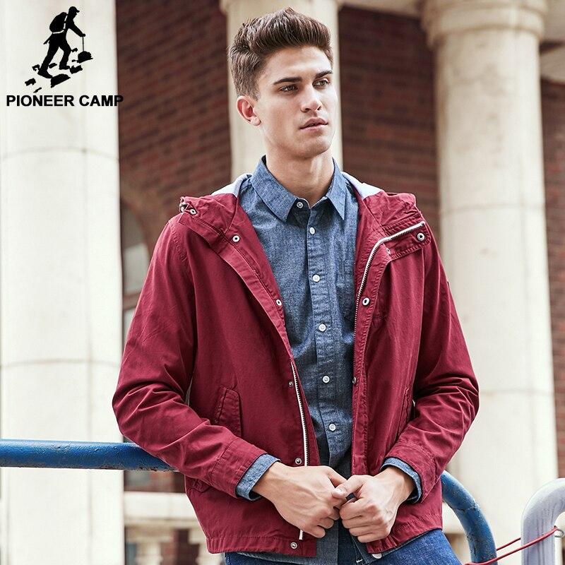 Aliexpress.com : Buy Pioneer Camp brand jacket men autumn spring ...
