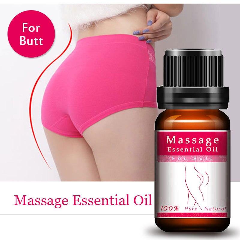 Hanche ascenseur bout à bout élargissement 100% Pure huile de parfum de Rose naturelle pour les fesses vers le haut huile de Massage soins du corps huile essentielle bout à bout TSLM1
