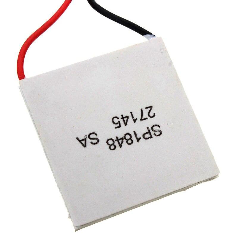 2016 Hot Sale 40X40mm Thermoelectric Power Generator Peltier Module TEG High Temperature 150 Celsius Degree Wholesale Price