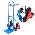 200 kg Escada Alpinista Alpinista Escada Do Caminhão de Mão Do Carrinho de Mão Caminhão de Mão Suporte de Rolo Trolley Carrinho de Ferramenta de Jardim