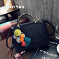 2016 Winter Stitch Tote bag Women's handbag for Women fashion handbags Ladies Fashion Women messenger bag shoulder bags