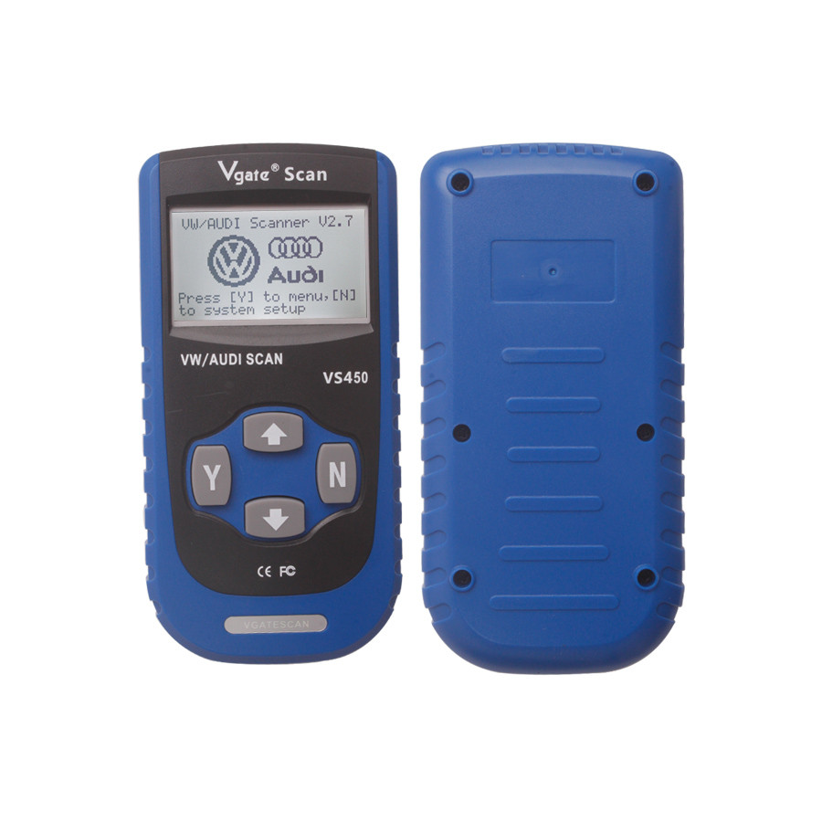 AUDI VOLKSWAGEN SCANNER OBD2 VAG Diagnotic airbag ABS reset TOOLs