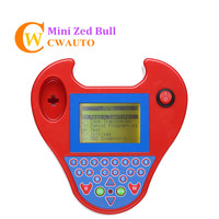 2019 New Zedbull Zed Bull Key Programmer Mini Type No Tokens Limited MultiLanguage Copy 4CChip Copier 8C 8E chips distinguish