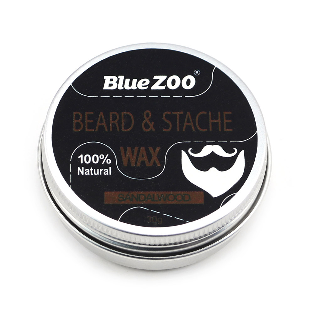 Men Beard Moustache Styling Wax Moisturizing Oil Control Balm Smoothing Care Cream  WH998 3