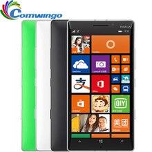 Ursprünglicher Freigesetzter Nokia Lumia 930 handy Qualcom 800 Quad core 2 GB RAM 32 GB ROM ORIGINAL-HANDY-20MP Kamera Gorilla-glas Freies verschiffen