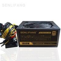 Brand New Gold POWER 1800W BTC Power Supply For R9 380 RX 470 RX480 6 GPU