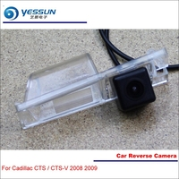 Car Reverse Camera For Cadillac CTS CTS V 2008 2009 Rear View Back Up Parking Reversing
