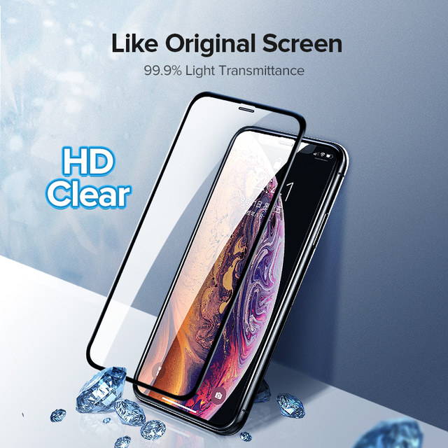 3D Full Screen Protective Glass for iPhone
