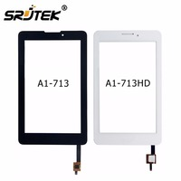 Srjtek 7 For Acer Iconia Tab7 Tab 7 A1 713 A1 713HD Touch Screen Digitizer Sensor