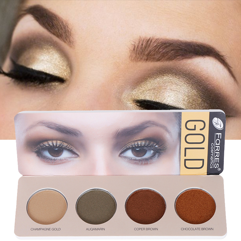Just Metallic Jelly Eyeshadow Gel Makeup Ultra Shining Eye Face Brighten Colorful Blue Gold Silver Pigments Eyes Shadow 25 Color Reasonable Price Beauty & Health