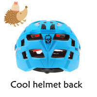 MOON in mould bicycle helmet mountain cycling women men kids helmet KS11