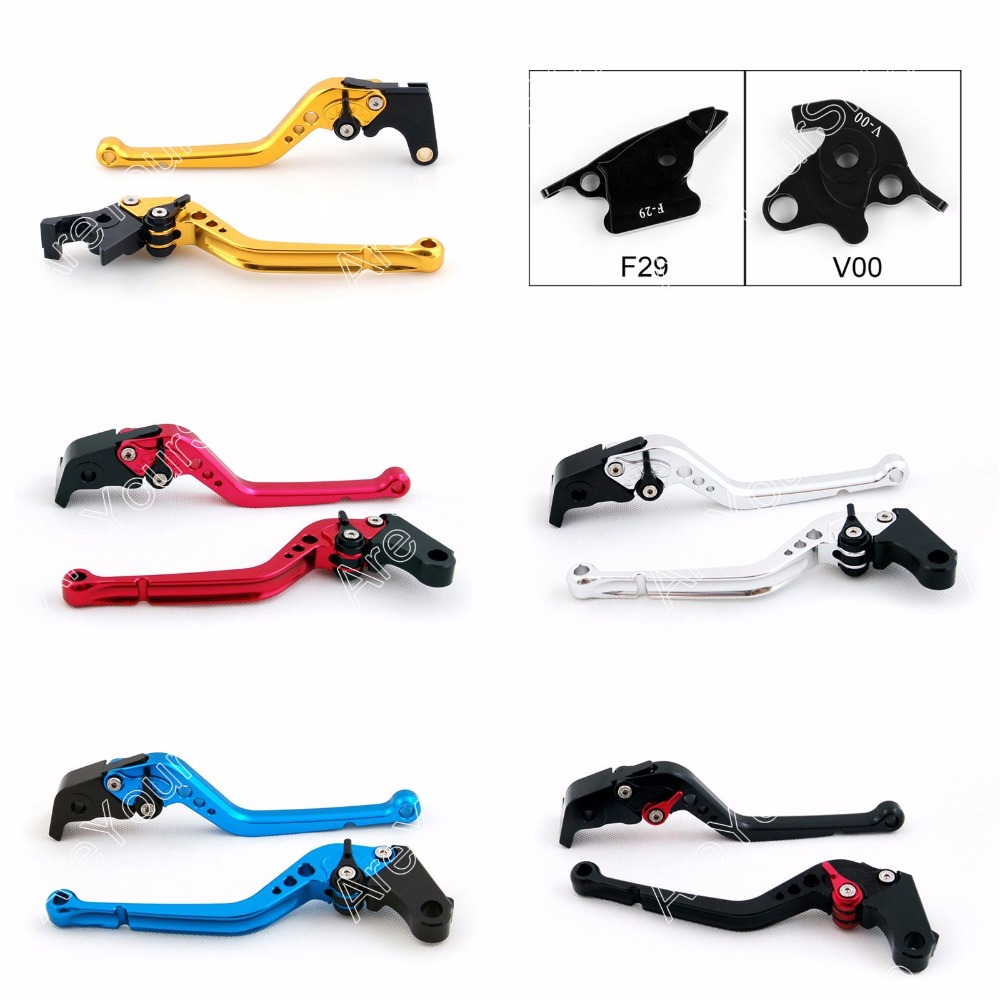 Areyourshop for Honda Motorcycle Adjustable Brake Clutch Levers for Honda ST 1300 2008-2012 (F-12/V-00)   Cover gt motor f 18 v 00 adjustable brake clutch levers for honda vtr1000f firestorm cbf1000 vfr750 vf750s sabre vfr800 f