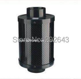 23024 Filtro De Aire De Carbón Activado Nd With76mm Cuello 3 ''filtros De Alto Flujo Para Coche Mororcycle Filtro De Aire Universal Regulador
