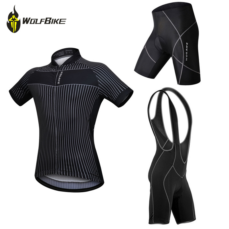 WOSAWE Summer Breathable Cycling Jersey Set MTB Bike Racing Suits Bicycle Sport Clothes Ropa Ciclismo Tights for Men Skin Care cycling jersey bike clothing ropa ciclismo wosawe long sleeve outdoor sport suits mtb bicycle summer bike cycling clothing set