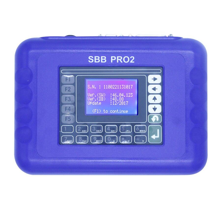 SBB Pro2 V48.88 V48.99 SBB V46.02 Auto Key Programmer Update of SBB V33.2 V33.02 Car Key Transponder SBB 48.88 46.02 Key Maker