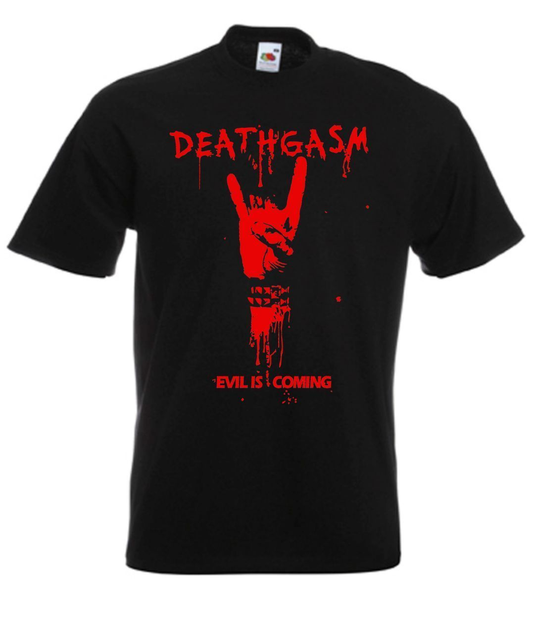 Deathgasm Comedy Horror Movie T Shirt