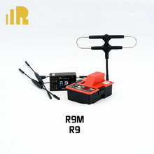 Frsky R9M module with  R9 / R9slim+ / R9 mini / R9MM Receiver and super8 Antenna combo For RC Drone Quadcopte