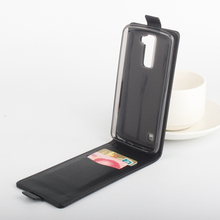 Роскошные личи кожа flip case для lg k8 телефон case вертикальный флип охватывает 5.0 «4 г lte для lg k350n крышка с сольц
