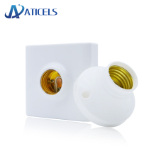 1 шт винт основание светильника E27 E14 держатель лампы Светильник лампы Патрон-адаптер
