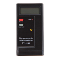 DT 1130 Electromagnetic Radiation Detector Meter Dosimeter Tester Counter Built In Electromagnetic Radiation Sensor PTSP