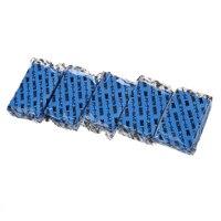 Car Auto Magic Clean Clay Bar Detailing Wash Sludge Mud Remove Blue 5Pcs