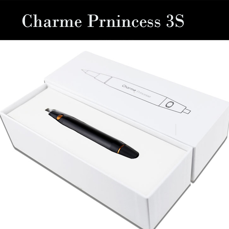New Charme Princesse 3s Permanente Makeup Tattoo Machine pen kits For tattoo Eyebrow Lip permanent Makeup