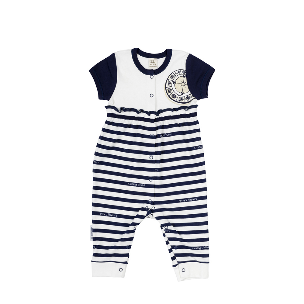 Jumpsuit Lucky Child for girls 28-1D Children's clothes kids