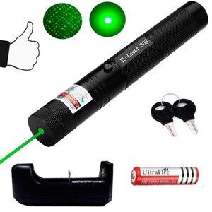 303 Green Laser High Power Las