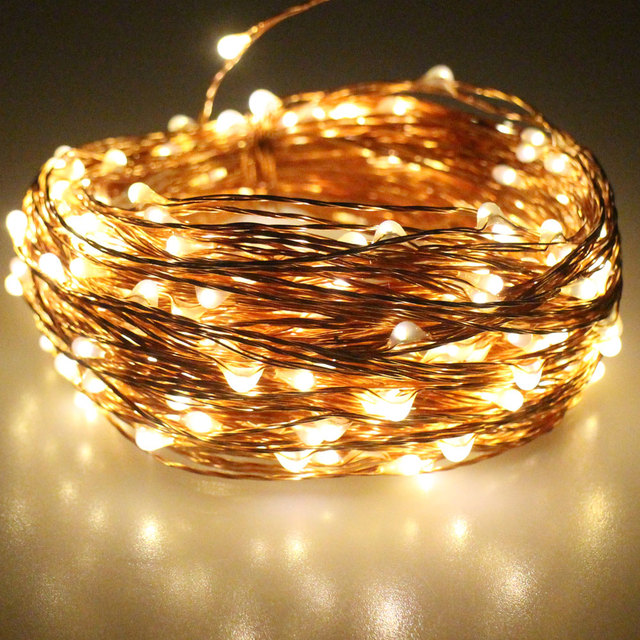 Aliexpress buy 5 modes 30m 300 leds outdoor battery powered 5 modes 30m 300 leds outdoor battery powered christmas fairy lights warm white copper wire led aloadofball Image collections