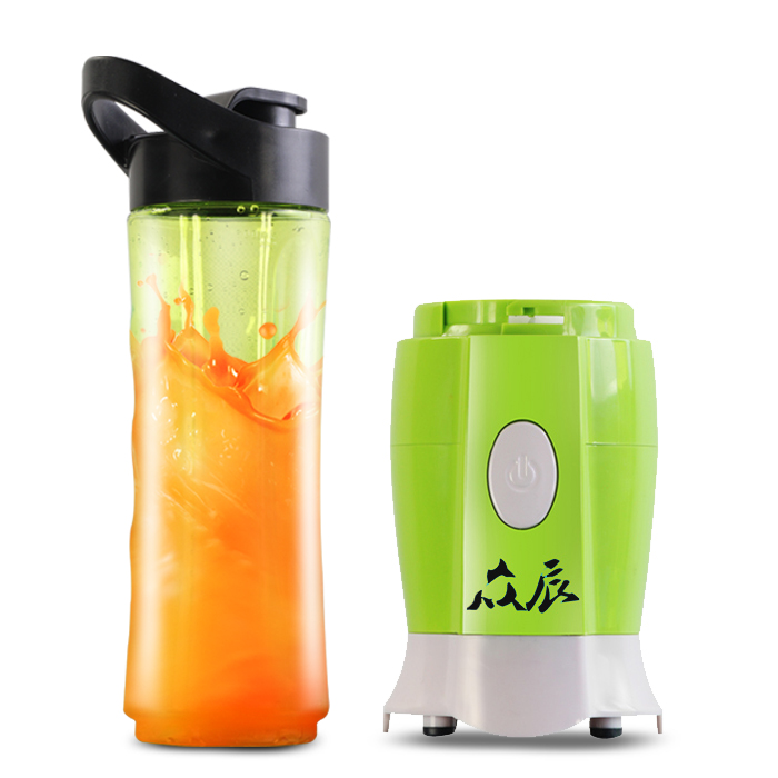 Household mini electric juicer baby fruit juice cooking machine milk shake mixer glantop 2l smoothie blender fruit juice mixer juicer high performance pro commercial glthsg2029