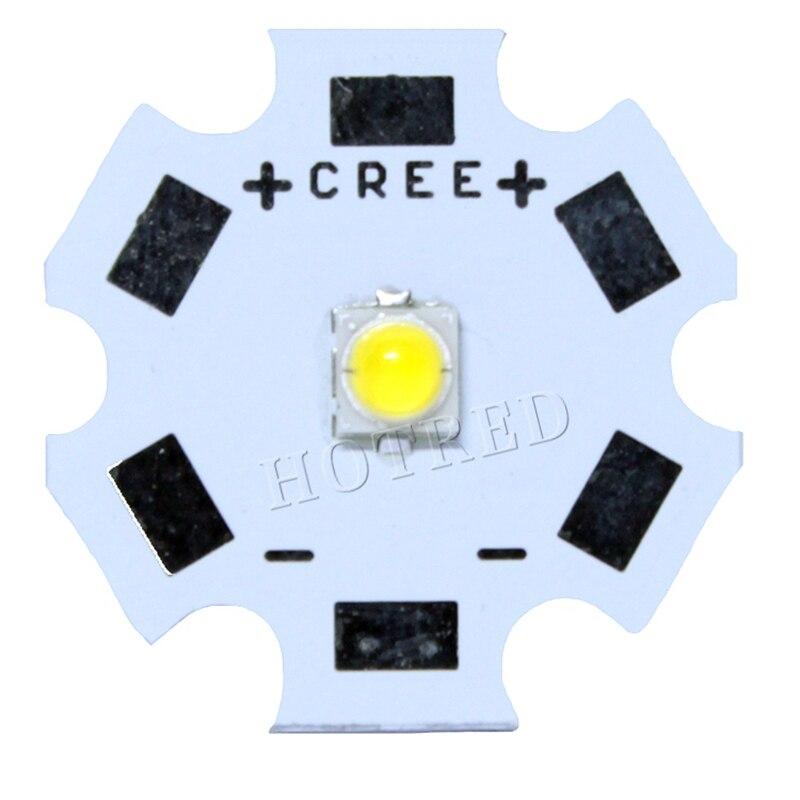 Светодиодный диодный чип-светильник TSMC, 10 шт., 3 Вт, 3535, 3535 SMD, высокая мощность, излучатель, нейтральный белый, теплый белый, вместо CREE XPE, свето...