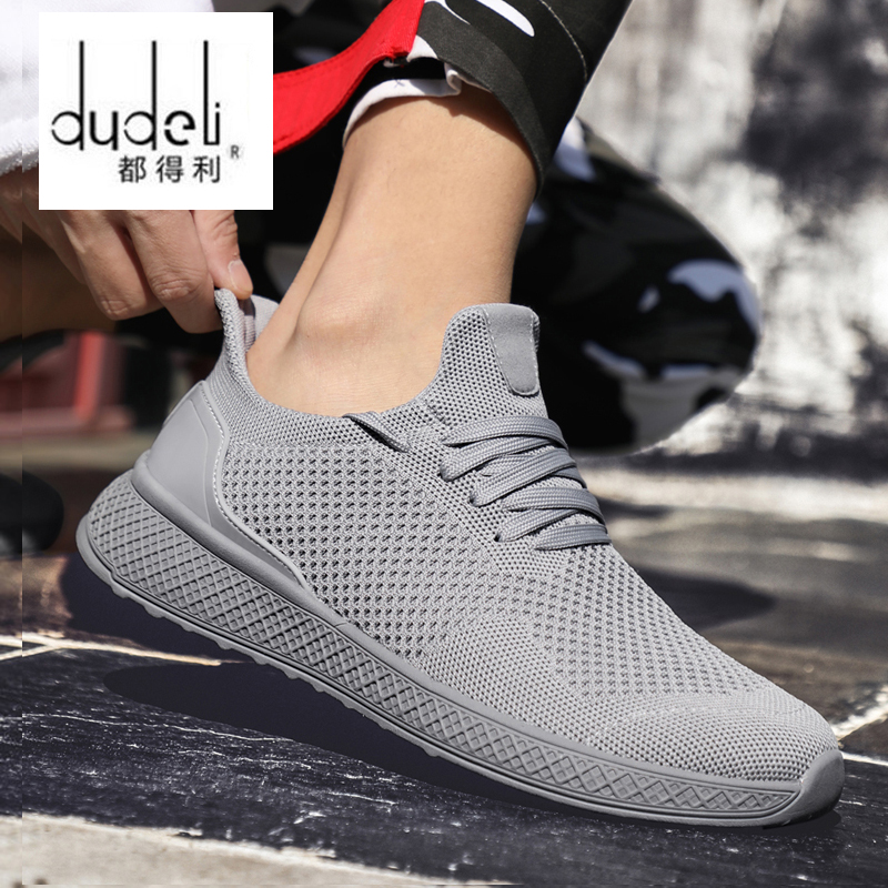 Candid Sneakers Big Size 39-44 Running Shoes For Men Shoes Breathable Spring Light Jogging Footwears Man Sport Shoes Male Trainer Fragrant Flavor In