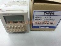 Nieuwe originele authentieke LE3S Autonics timer