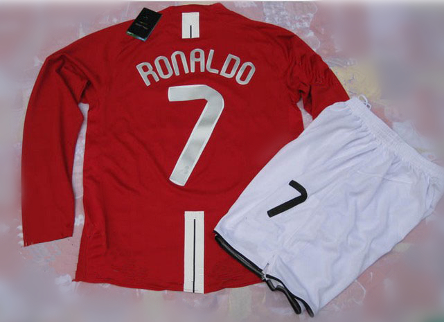 new arrival 990f2 fa08b 11.11 Sale! Retro Jersey Ronaldo 2008 Final Moscow Top Thai ...