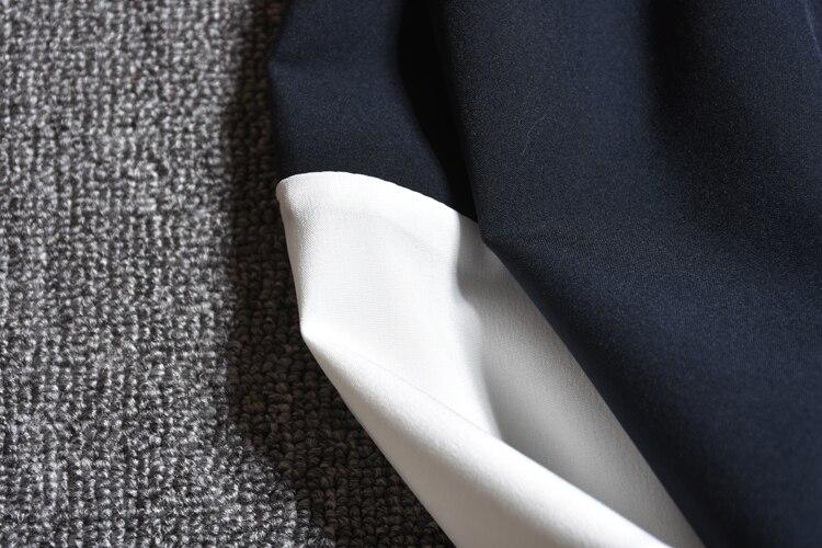 Llegada Manga Cordón Otoño Camisa De Patchwork Nueva Larga 2019 Moda Blusa aRtx7R