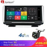Junsun E29 Pro Car DVR 4G ADAS GPS Navigation Android 5 1 Registrar Full HD 1080P
