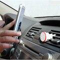 Saídas de ar do carro titular suporte Magnético tomada discrição do veículo da montagem 360 graus de giro stand for all telefone iphone htc xiaomi lg