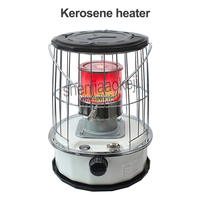 1pc Protable kerosene heater ice fishing Camping stove Outdoor heating cooking rice heating barbecue stove Household/office