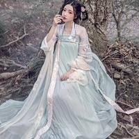 Hanfu women chinese dress china ancient Fairy Princess costume traditional hanfu female dress & girl tang suit costume