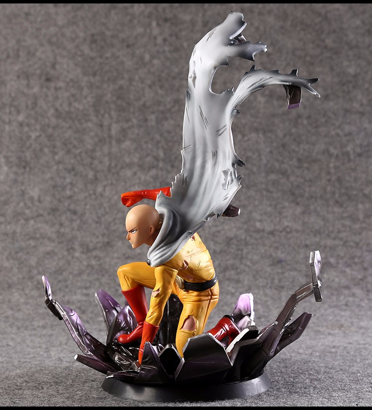 One Punch Figure Saitama Sensei One Punch Man Figure PVC 5